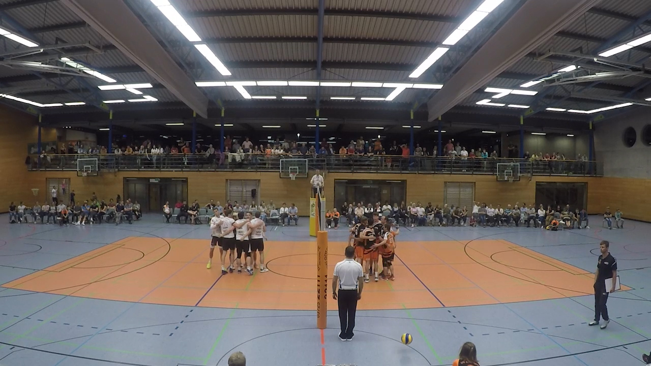 MEgional am 25. September mit Volleyball in Zschopau
