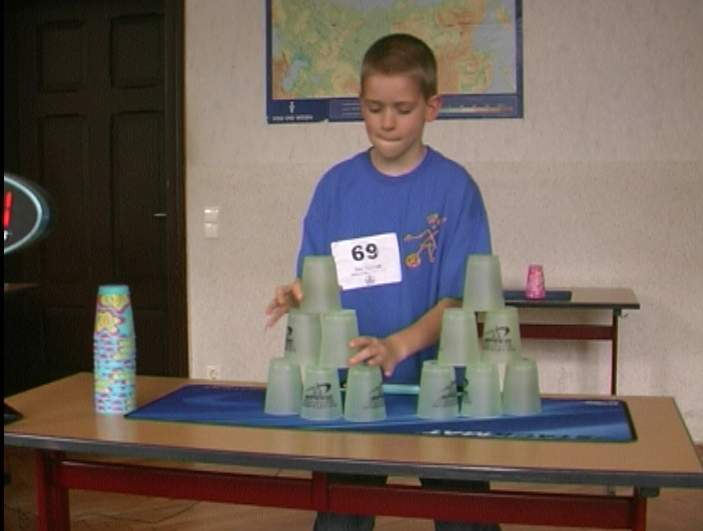 Speed Stacking DM
