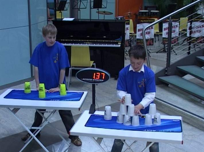 Speed Stacking